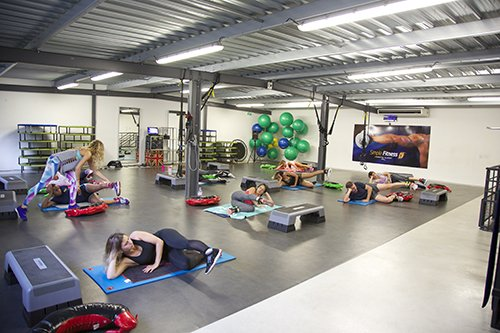 Cours d'Abdos flash Pur Fitness Capbreton