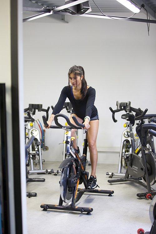 Cours de Bike Pur Fitness Capbreton