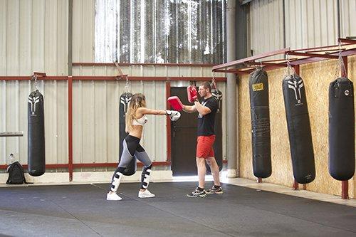Cours de Cardio boxing Pur Fitness Capbreton