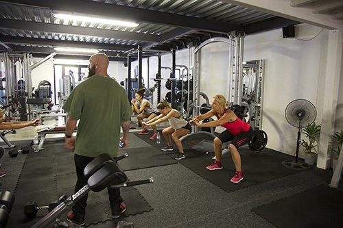 Cours de Girly top training Pur Fitness Capbreton