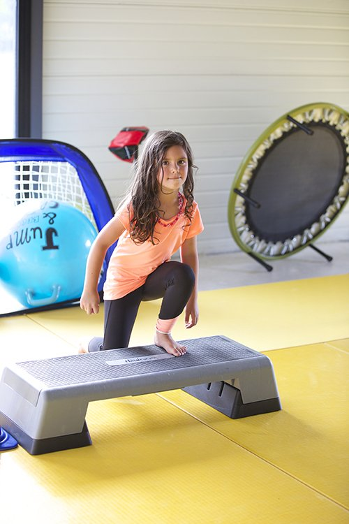 Cours de Kids training Pur Fitness Capbreton