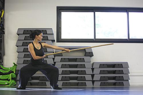 Cours de Kung Fu Pur Fitness Capbreton