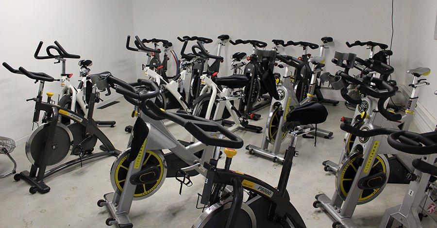 la salle de bike