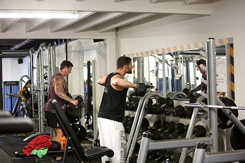 Cours Muscu session Pur Fitness Capbreton