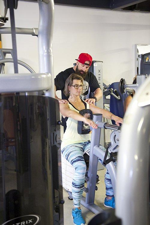 Cours de Renforcement dos Pur Fitness Capbreton